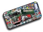 Koolart STICKERBOMB STYLE Design For Eddie Stobart Volvo FH12 Truck Hard Case Cover Fits Apple iPhone 5 & 5s